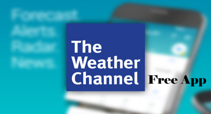 The Weather channel Free App - Is the Weather Channel App Free