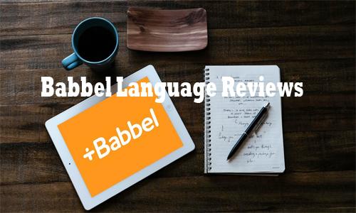 Babbel Language Reviews