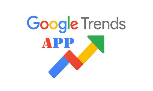 Google Trends App