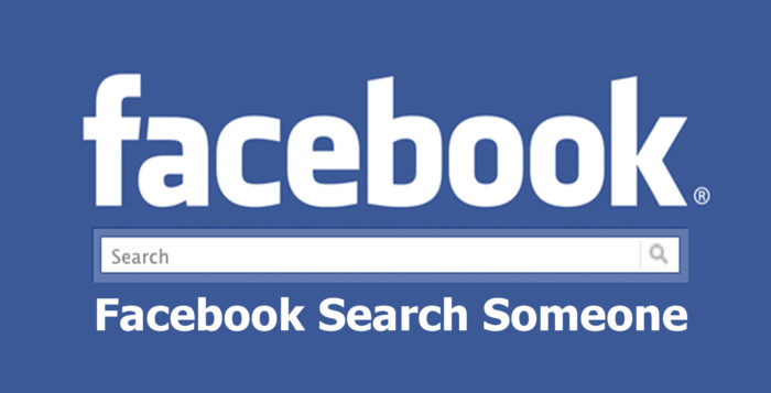 Facebook Search Someone - Facebook Search Name