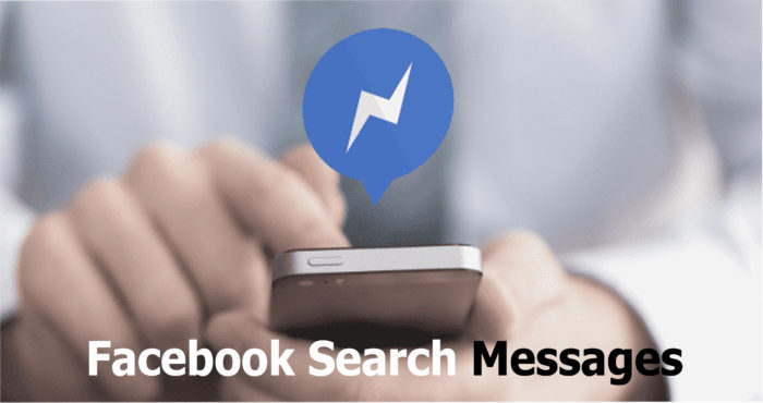 Facebook Search Messages - Facebook Search by Name