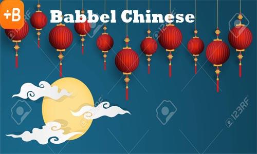 Babbel Chinese