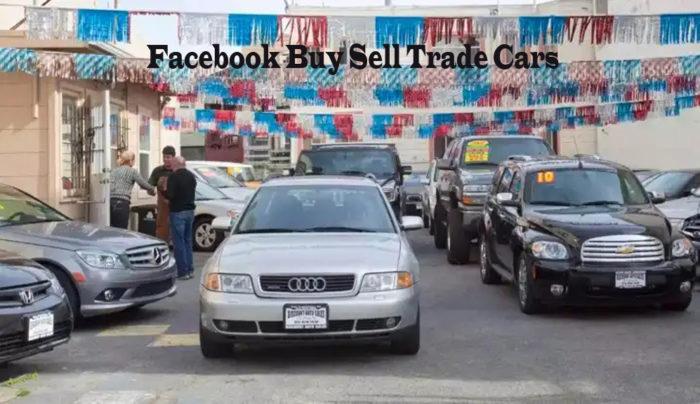 Facebook Buy Sell Trade Cars