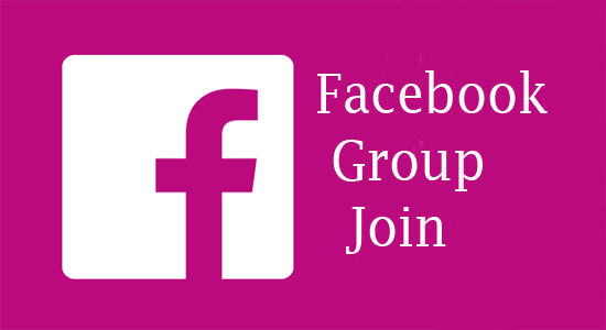 Facebook Group Join