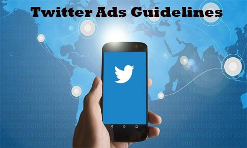 Twitter Ads Guidelines
