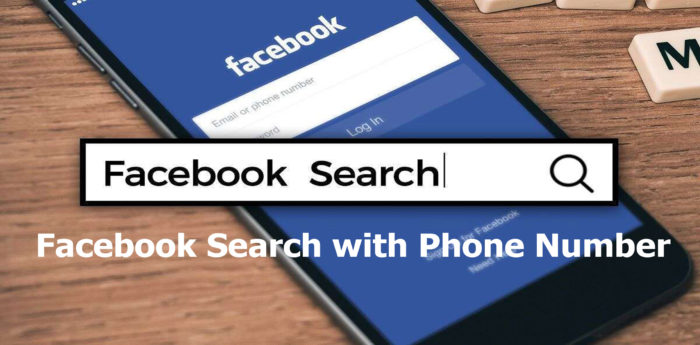 Facebook Search with Phone Number - Facebook Search Tool Phone Number