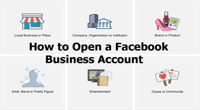 How to Open a Facebook Business Account - Open a Facebook Account New