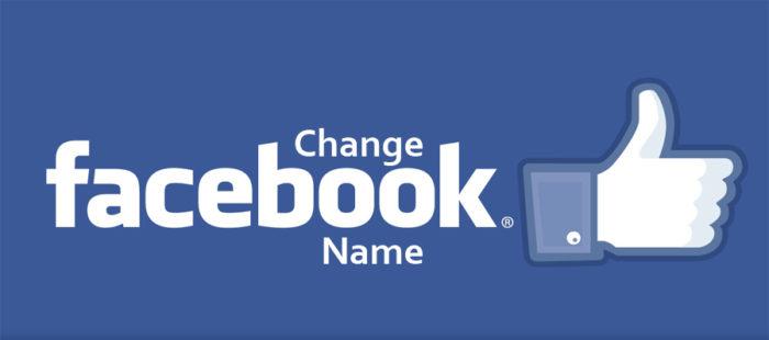 Change Facebook Name - Facebook Username | Facebook User Profile