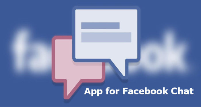 The Best Types of App for Facebook Chat