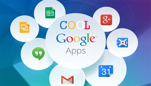 Cool Google Apps