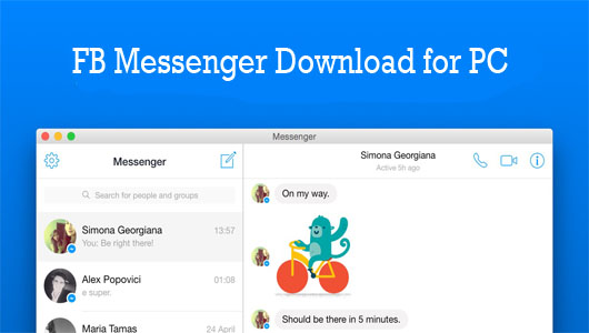 FB Messenger Download for PC