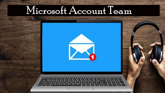 Microsoft Account Team