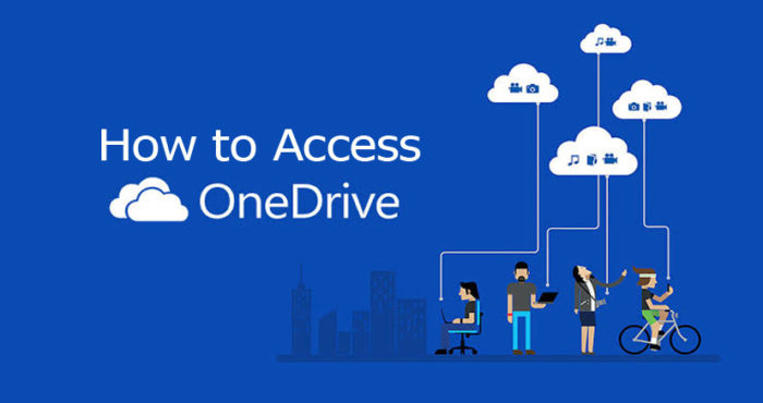 How to Access OneDrive - How to Use OneDrive to Fetch Files