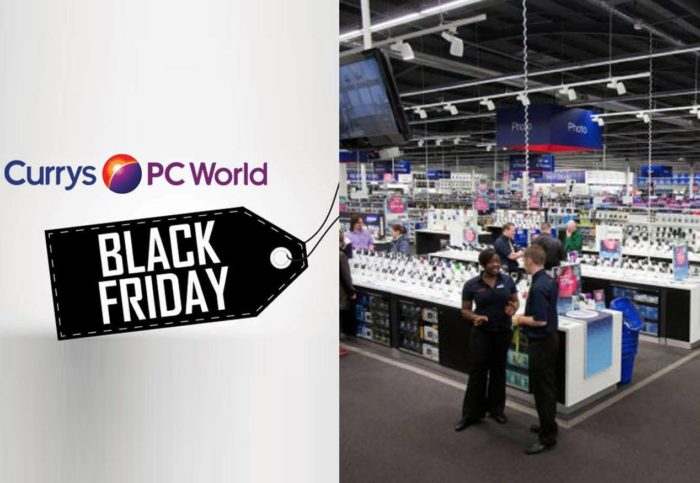 Currys Black Friday Deals - Can you Get a Discount at Currys Black Friday
