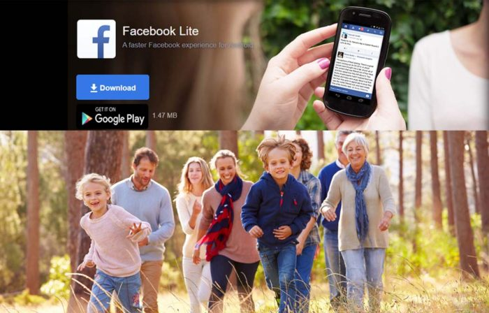 Facebook Lite App - Facebook Lite App Free Download