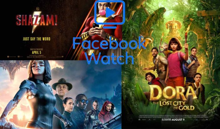 Facebook Movies 2020 - Movies to Watch 2020