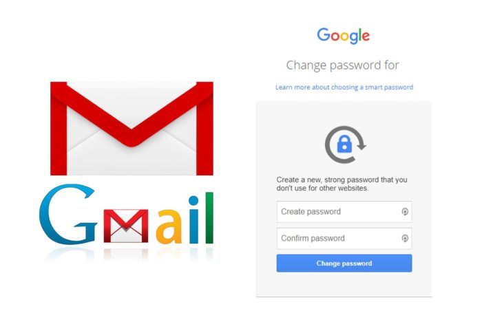 How to Change Gmail Password - Gmail Password Recovery