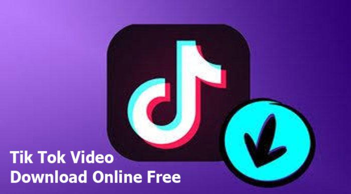 Tik Tok Video Download Online Free - How to Download Tik Tok Videos For Free