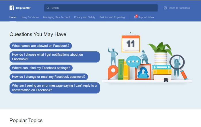How to Contact Facebook Customer Care - Facebook Customer Service