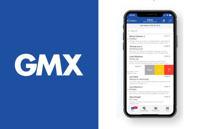 GMX Mail App - Download the GMX Mail App