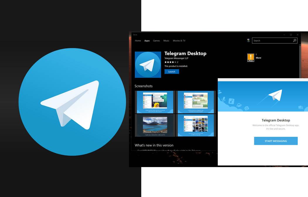 download telegram on pc