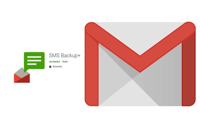 Backup Text Messages on Android Phones to Gmail