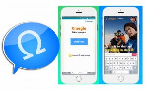 Omegle App - Online Mobile Video, Chatting App