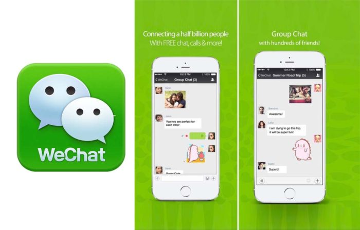 WeChat App - Free Messaging and Calling App