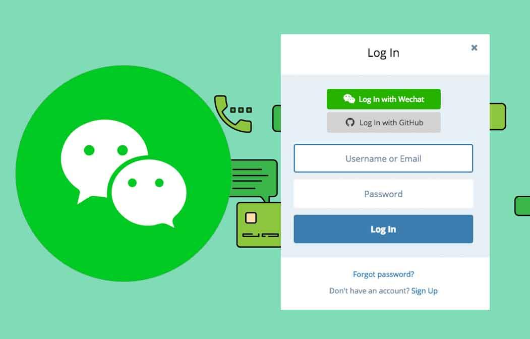 WeChat Login – Wechat Web Login
