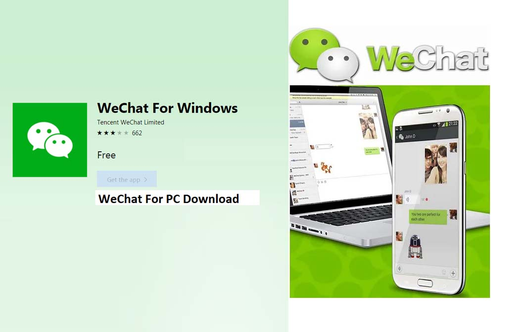 Wechat For PC – Download WeChat For PC