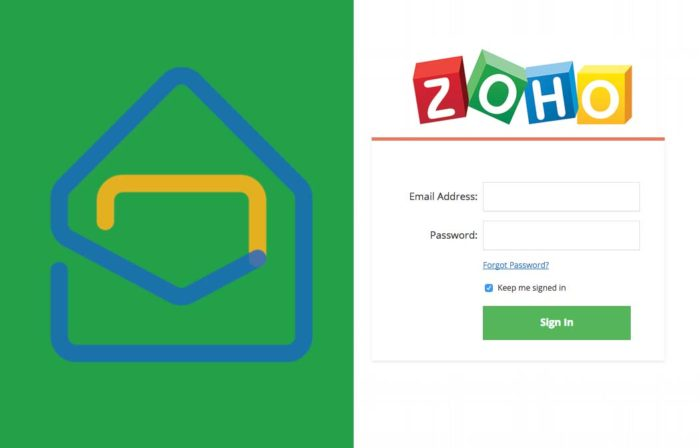 Zoho Mail Login - Sign in to Zoho Email Account