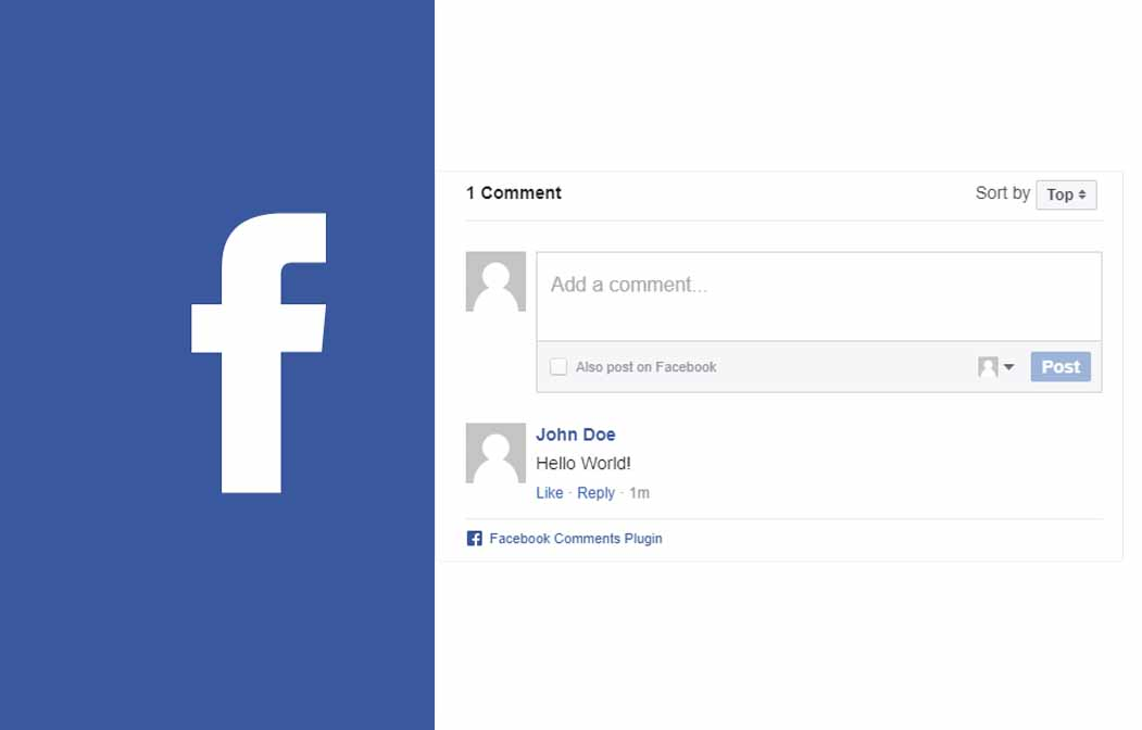 Facebook Comments – Facebook Comments Plugin
