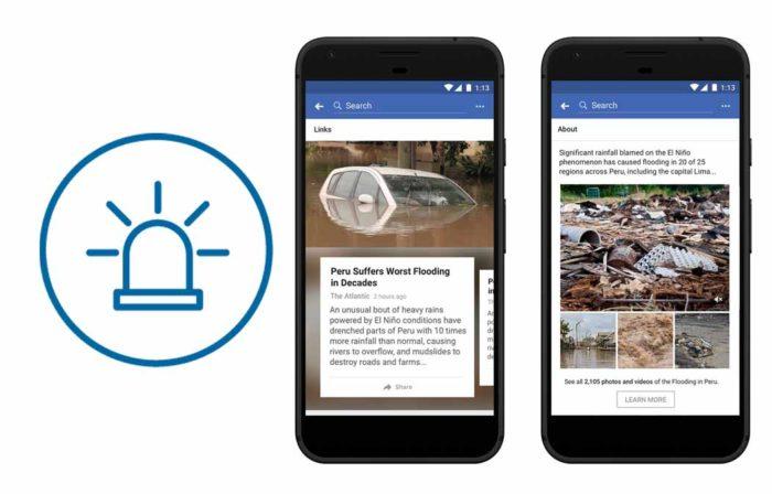 Facebook Crisis Response - Crisis Response Facebook   Facebook Disaster Response
