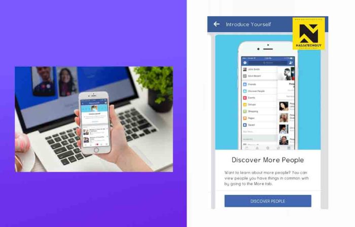 Facebook Discover People - Facebook Discovery