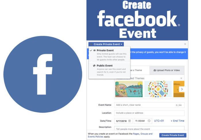 Facebook Event - Facebook Live Event Streaming