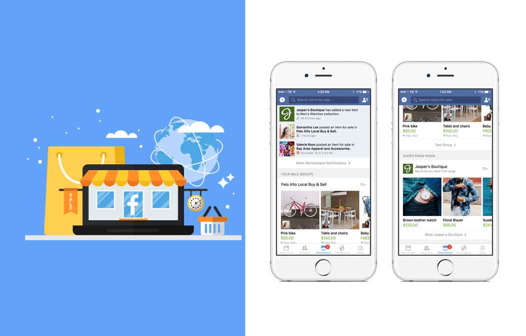 Facebook Local Marketplace – Buy and Sell On Facebook Locally
