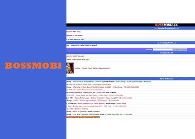 Bossmobi - Download Hindi Full Mp3 Song | www.bossmobi.com