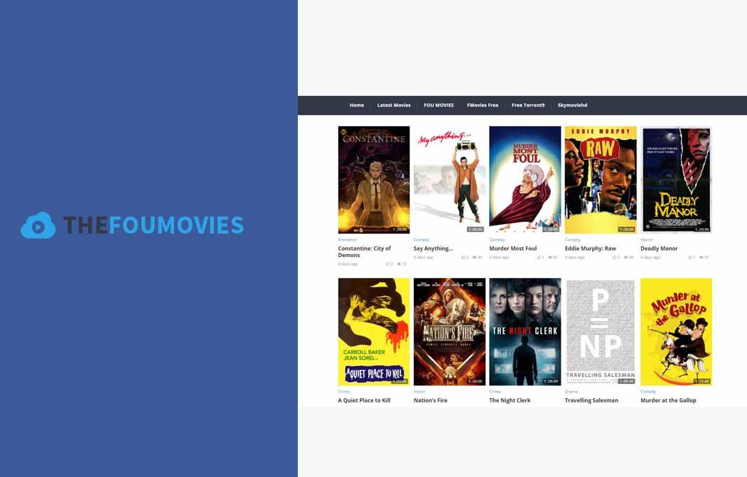 Fou Movies - Download Free HD Movies FOUMOVIES   Foumovies Download