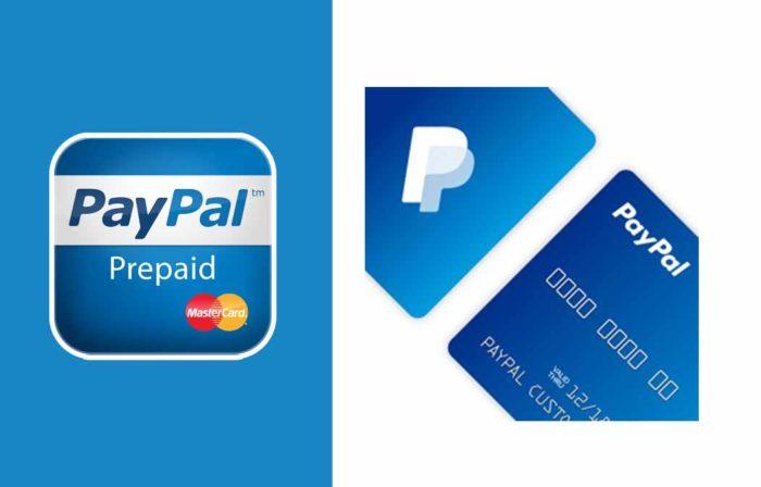 PayPal Prepaid Card - PayPal Prepaid MasterCard