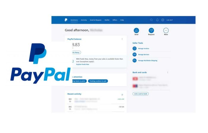Open PayPal Account - PayPal Account Sign Up