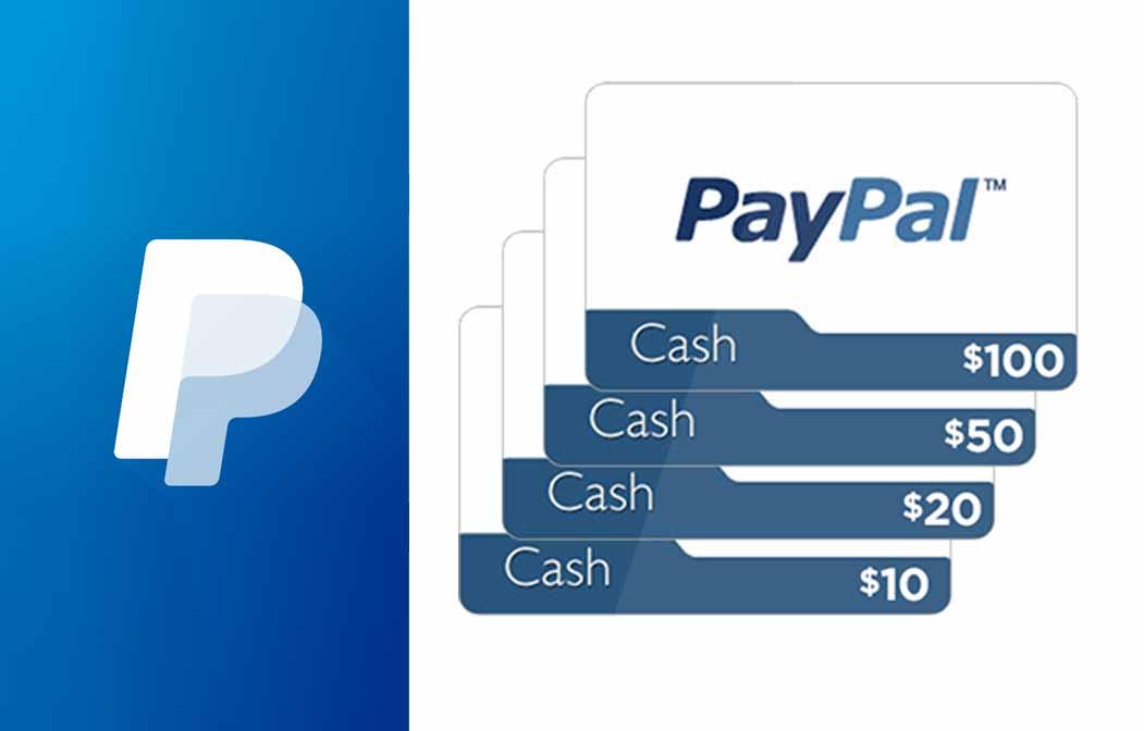 PayPal Gift Card – PayPal Prepaid Card