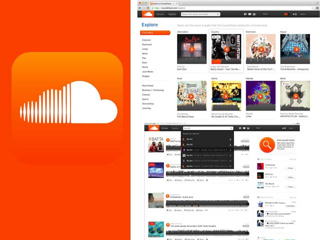 SoundCloud Site - SoundCloud App | www.SoundCloud.com