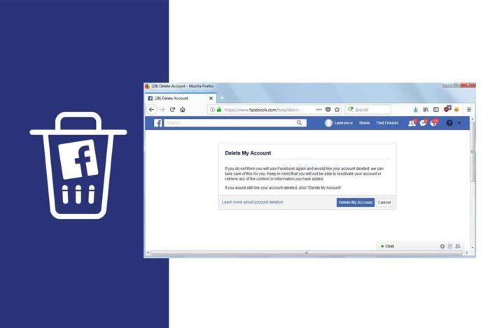 Delete Facebook - Delete Facebook Account Permanently Now