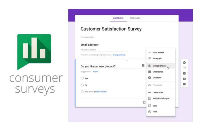 Google Survey -  Free Online Surveys with Google
