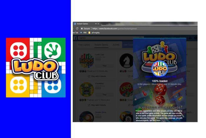 Ludo Game Online Facebook Play - Game Ludo Club