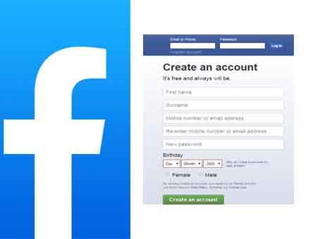 Facebook Account - Facebook comment |Facebook sign up