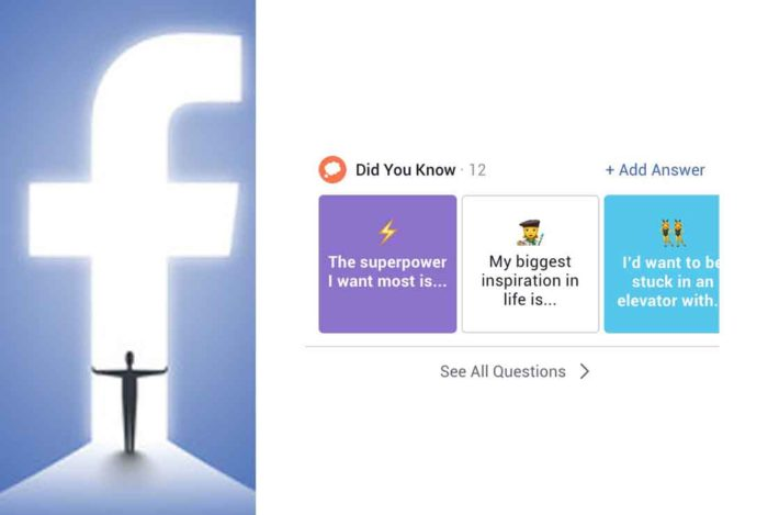 Facebook Answer - Facebook Answering Questions