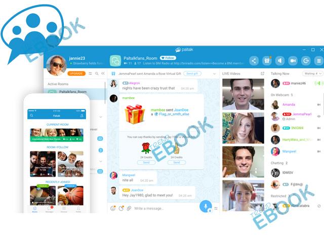 Paltalk - How to Use Paltalk Free Video Chat   Paltalk Login