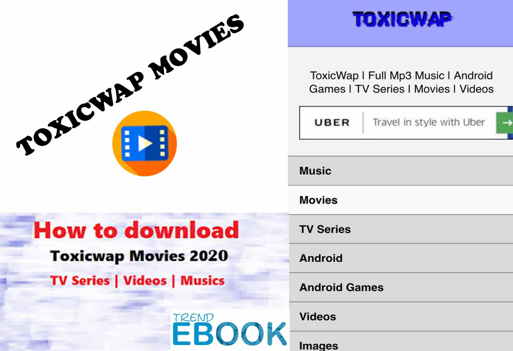 Toxicwap Movies – How to Download Music | Movies | TV Series | Toxicwap Tv Series