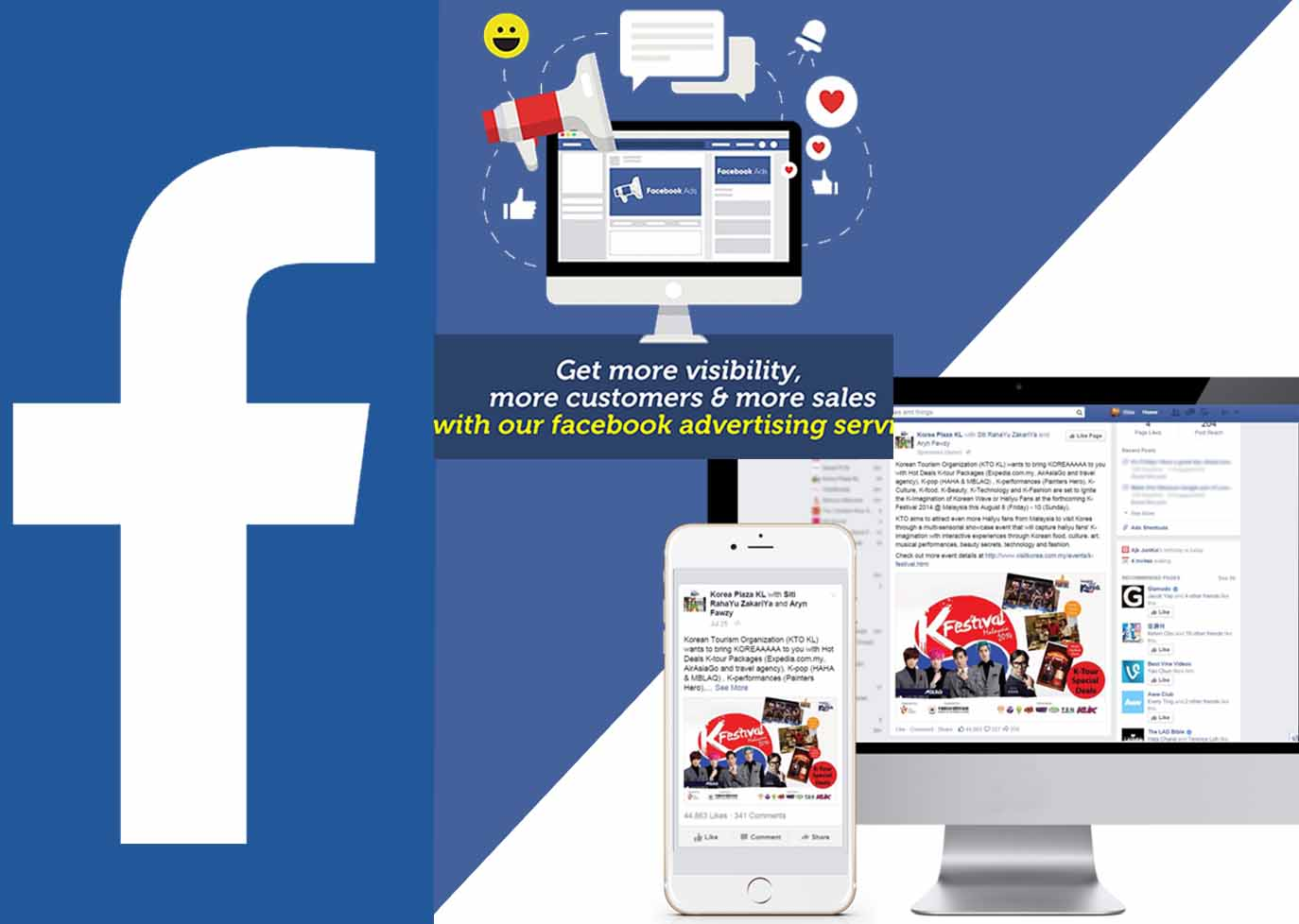 Facebook Advertising Service – Facebook Advertising Experts | Facebook Advertising Support